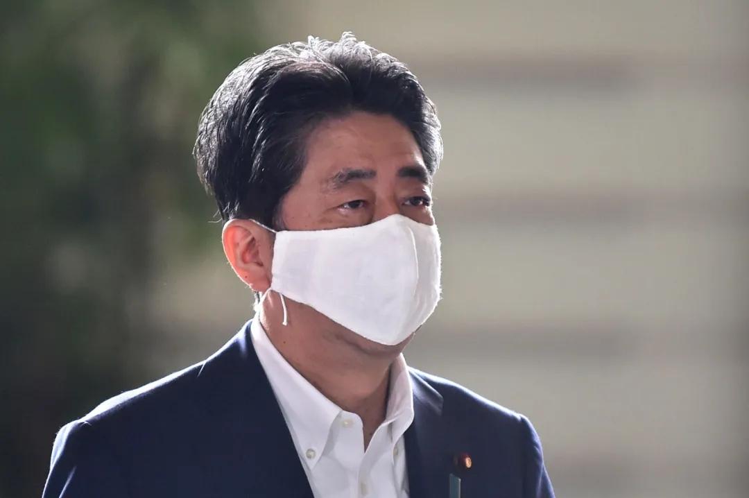 安倍晋三 决定辞去首相一职!