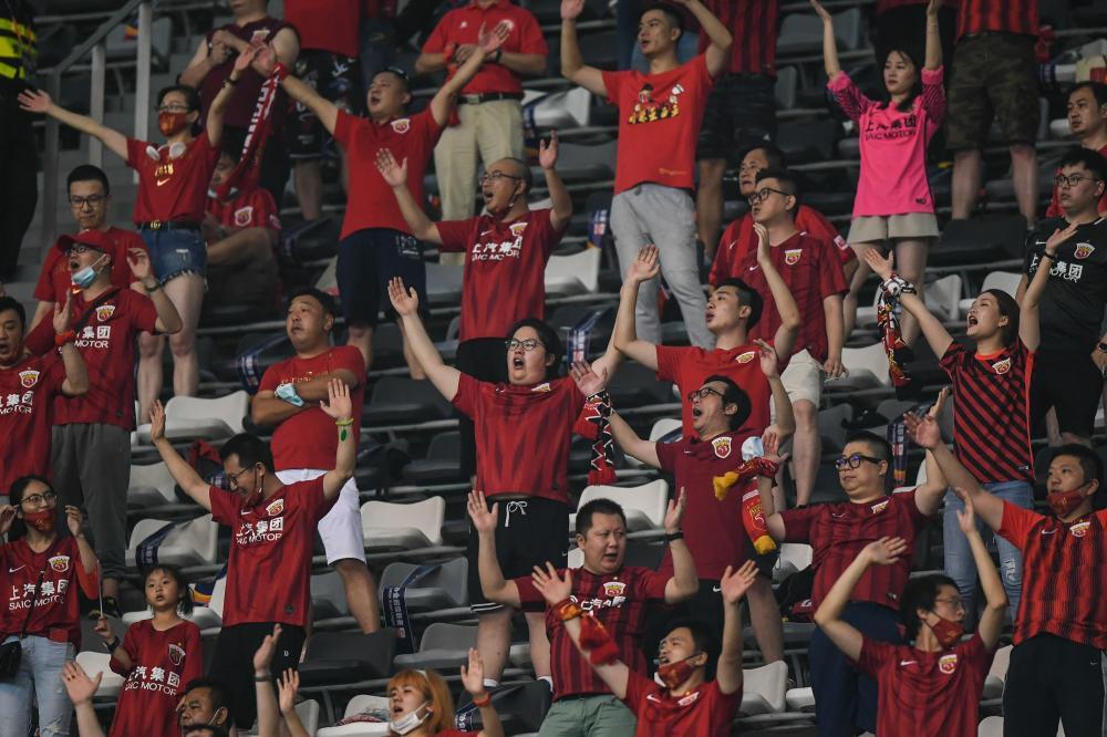 中超开放看台请回球迷是足协担当 意义超越体育