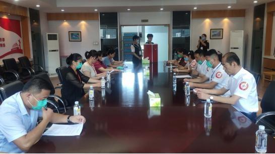 坊子区养老服务协会成立并开会第一届会员代表大会