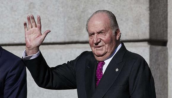 82岁老国王离开西班牙,曾被查出巨额海外存款