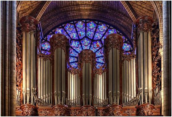 管风琴究竟是如何一步步发展到今天的?