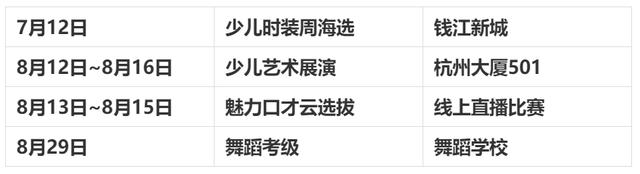 又多一项新技能!杭州妈妈一张日程表刷屏:接下去,我要变身了