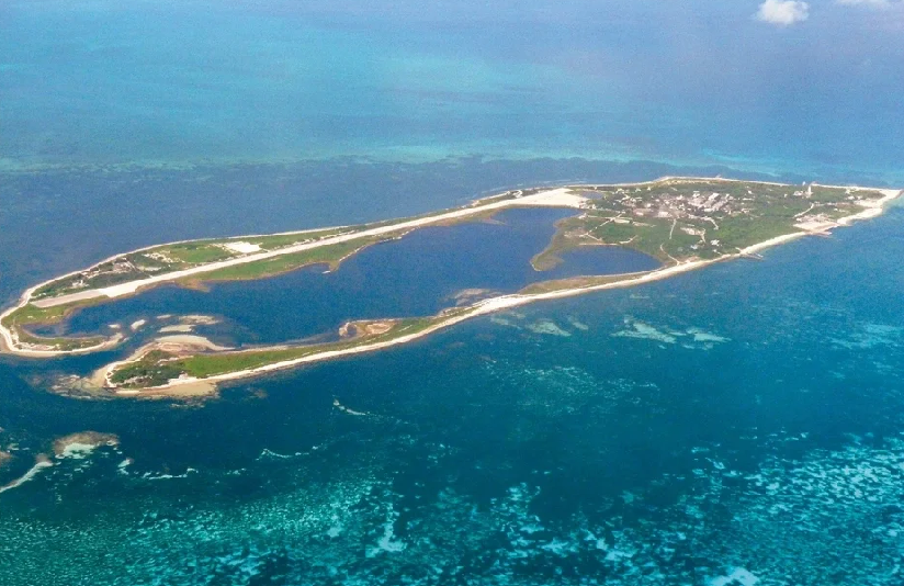 东沙岛(资料图)