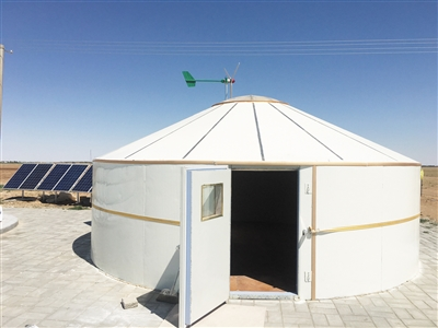 新能源悄然改变内蒙古人的生活
