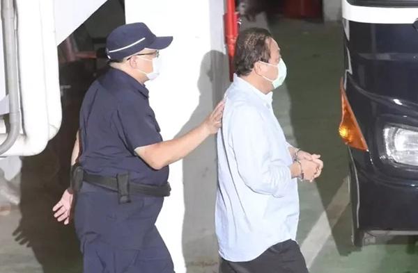 政坛丑闻 台湾3名现任民意代表涉嫌受贿遭法院羁押禁见