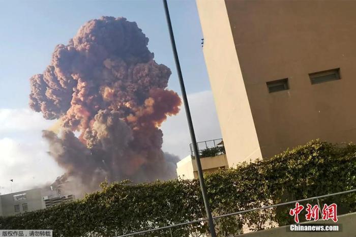 黎巴嫩爆炸事件致多名外国公民死伤 澳使馆受损严重