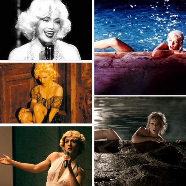人人都爱模仿她,玛丽莲·梦露的影响力持续至今丨夜问
