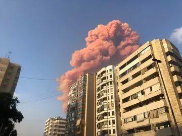 爆炸现场。(图源:俄罗斯卫星网)