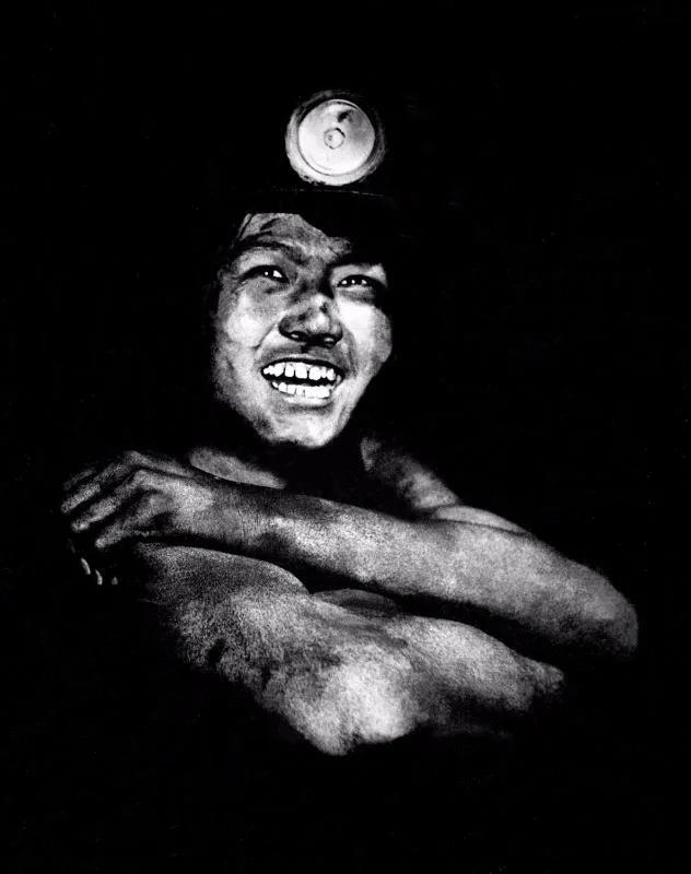 把镜头对准矿工 | 孟明40年煤矿摄影纪实