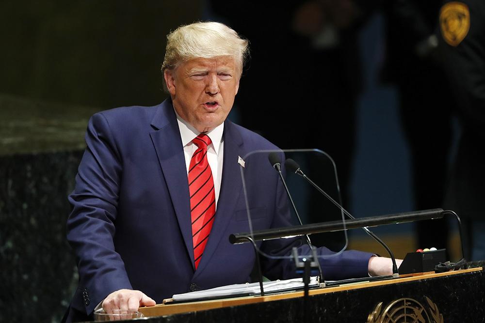 """特朗普称若自己连任成功将""""很快""""与朝鲜达成协议"""