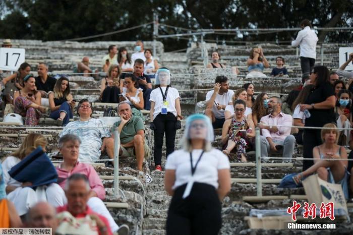 希腊新增确诊248例 英荷对希腊多岛发旅行限令