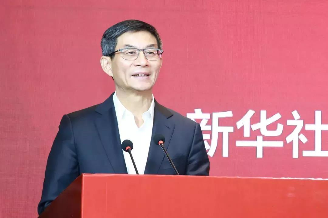 新华社副社长刘正荣,已任中国记协党组书记图片