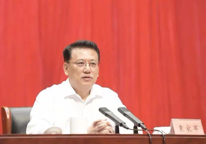 出任浙江省委书记后,袁家军的一次重要讲话