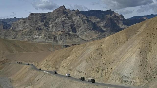 中印边境自然条件恶劣
