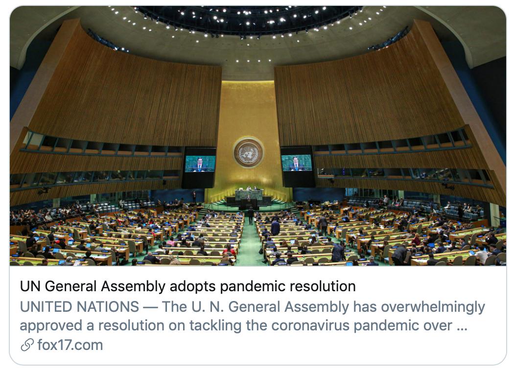 联合国大会的这项决议,只有美国和以色列反对