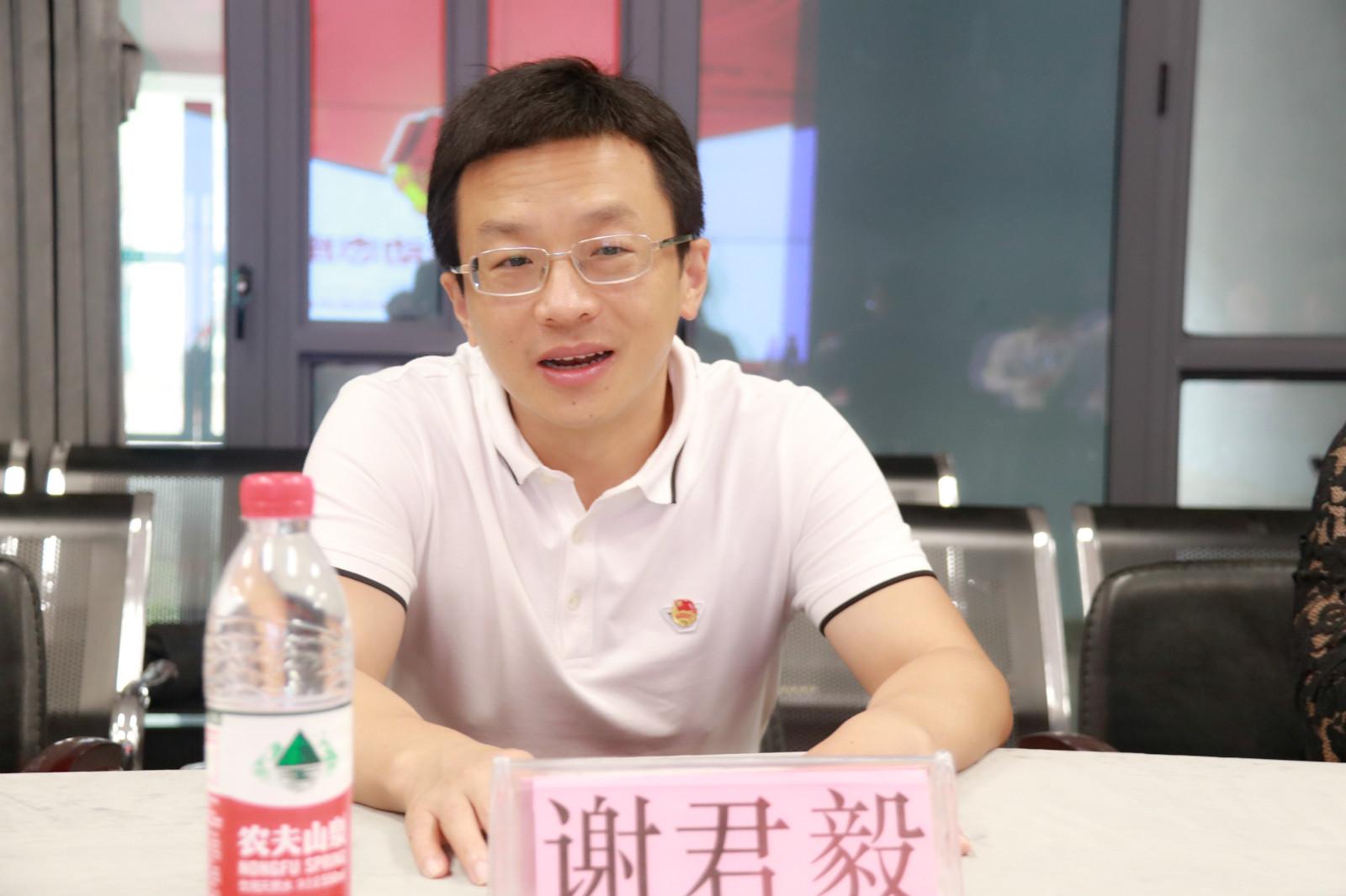 """""""80后""""湖南团省委副书记谢君毅已任娄底市副市长提名人选图片"""
