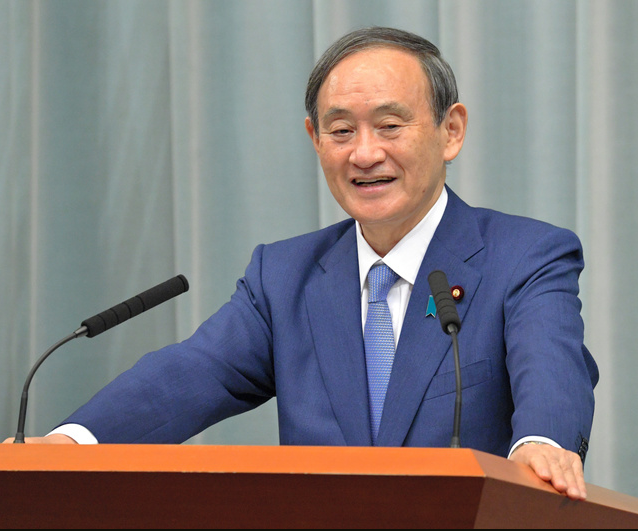 """菅义伟将成日本新首相!71岁""""令和大叔""""凭什么成为安倍继任者?"""