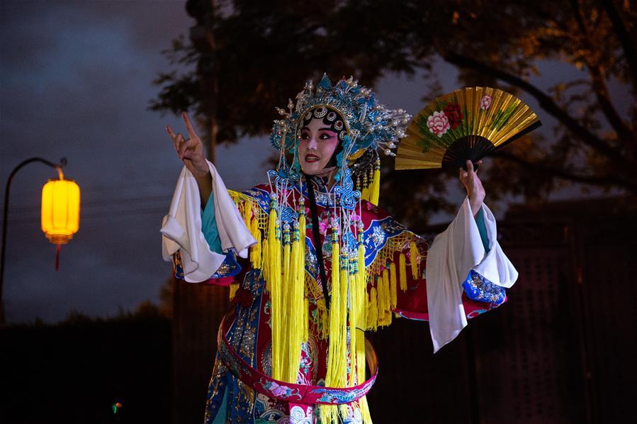北京:2020南锣鼓巷戏剧展演季开幕