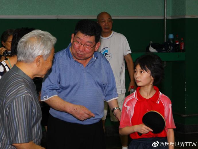 王志良(中) @乒乓世界TTW 图