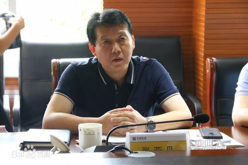 张亚丹任四川省都江堰市市长