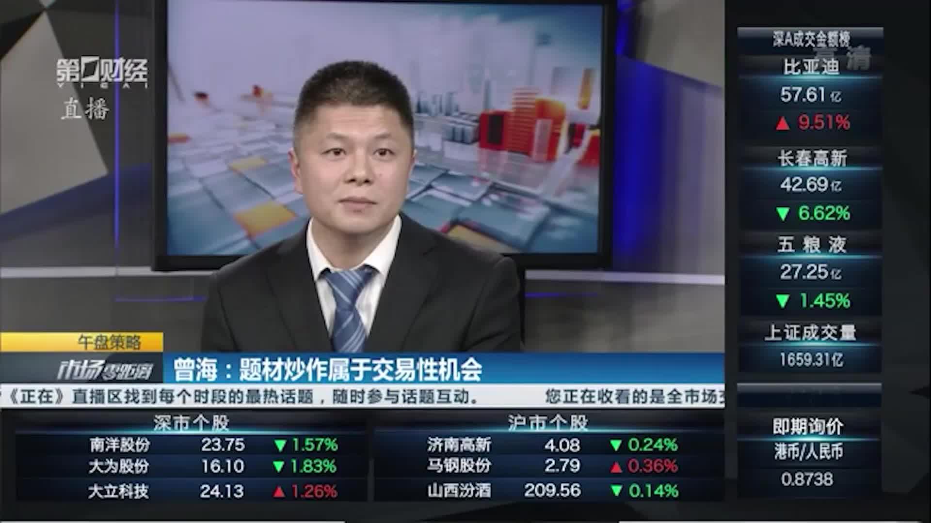 纯达基金曾海:次新股整体估值已偏高 中长期关注基本面