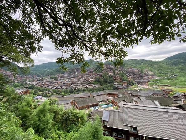 文旅扶贫,贵州乡村游红火