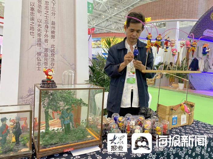 """乡村振兴文化先行,首届中国文旅博览会城镇文化""""群英荟萃"""""""
