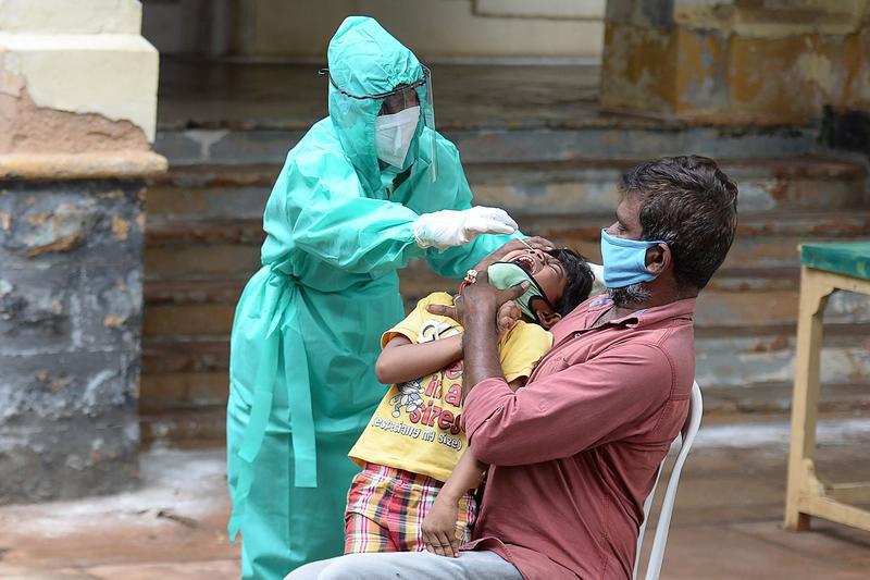 印度疫情9月21日最新消息情况 新增92605例新冠肺炎确诊病例