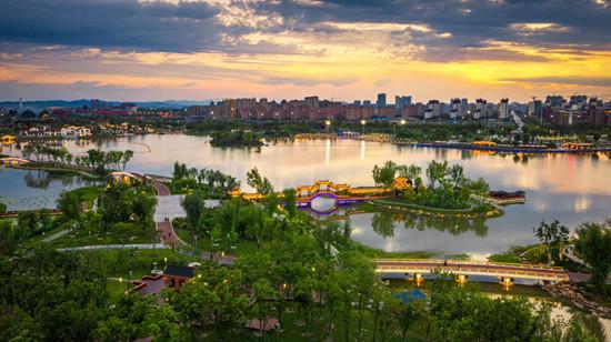 【幸福東北】吉林省梅河口市打造全域旅游示范區 提升城市吸引力圖片