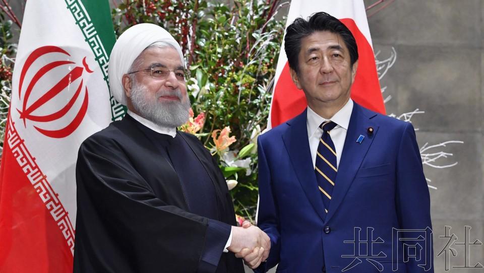 日本曾向伊朗提议在东京进行美伊秘密磋商 遭伊拒绝