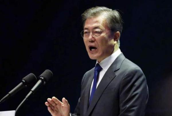韩公民疑遭朝方枪杀 文在寅联大演讲提韩朝和解遭批