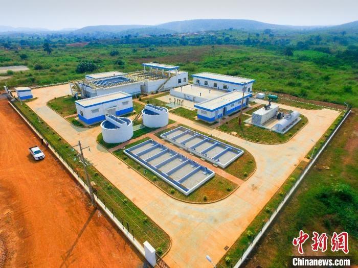 安哥拉水利局致信赞扬中企承建项目为当地居民不间断供水