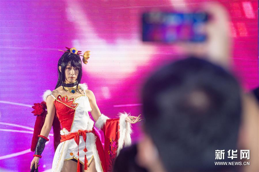 云端线下结合 中国国际动漫节40余项活动登场