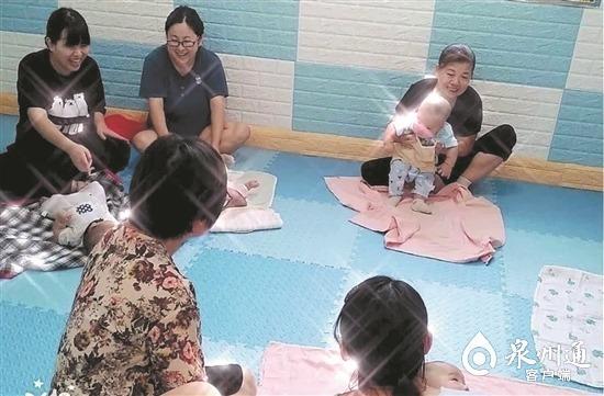 社区化育儿新模式!丰泽有个互助式育儿中心