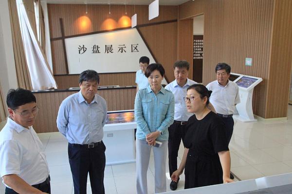 力诺集团董事长_力诺电力集团董事长茹立显一行到山东省电力企业协会接洽工作