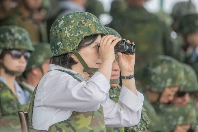 """德媒:中国大陆武统台湾机会""""千载难逢"""""""