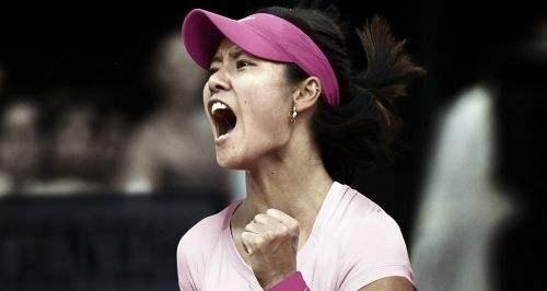 为什么中国网球没了李娜、郑洁张洁彭帅她们几个以后感觉就变弱了