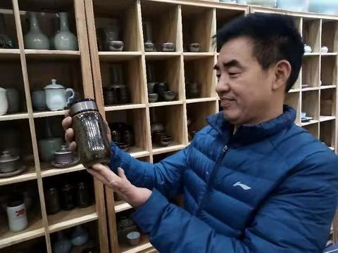 娄根旺:三十年韶华争朝夕,痴迷茶叶末釉瓷器烧制