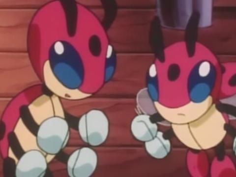 《宝可梦》和安瓢虫一起通过风之谷,安瓢虫是真的弱吗?