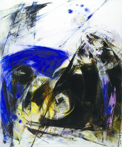 油画家林岗——花甲之年的艺术突围