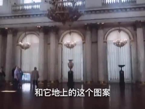 世界四大博物馆之一俄罗斯冬宫,收藏的都是珍品