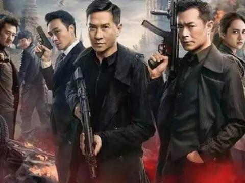 重《使徒行者2》和重来袭,再次掀起香港电影的风格