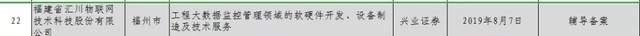 《【万和城平台官网】汇川物联IPO被暂缓审议,保荐机构国泰君安恐难免责》