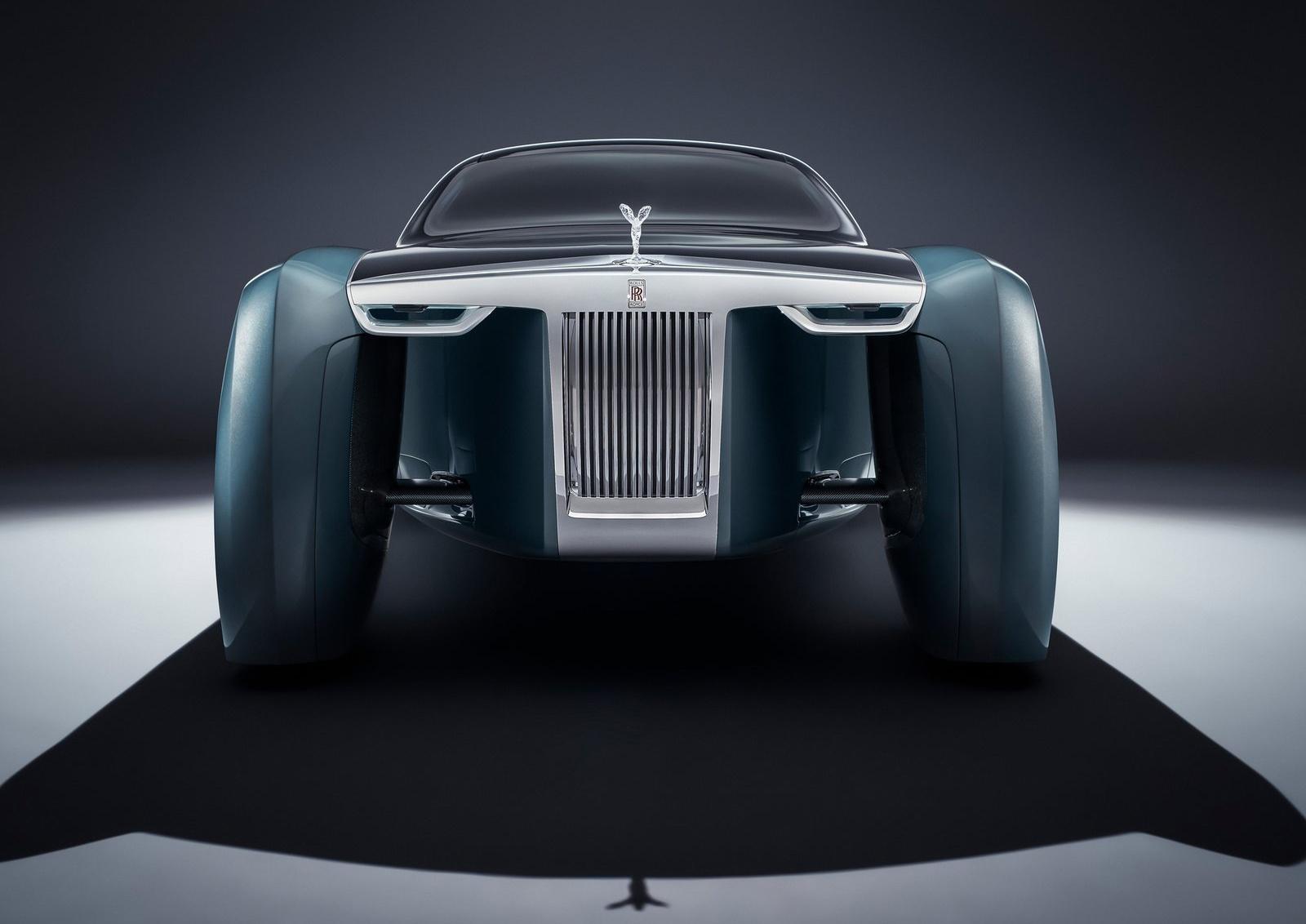 宾利之后,劳斯莱斯也将高调杀入纯电动车市场