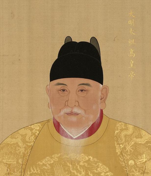 653年前的今天,1368年1月23日,朱元璋建立明朝
