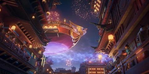 王者荣耀全皮肤调整,朱雀志出现完整体凤凰,云霓新增飘带效果!