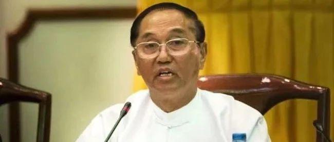 缅甸局势后续:副总统就任代总统