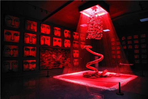 刘若望:生态艺术的东方叙事与西方视野