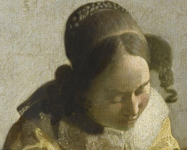 它指引达利走上了绘画之路:维米尔《花边女工》