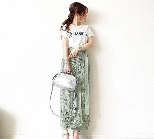 日本主妇的每日穿搭晒照走红ins,女人学会这么穿,时尚又美丽